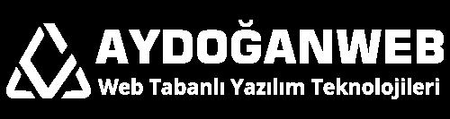 Aydoğanweb Web Tabanlı Yazılım Teknolojileri